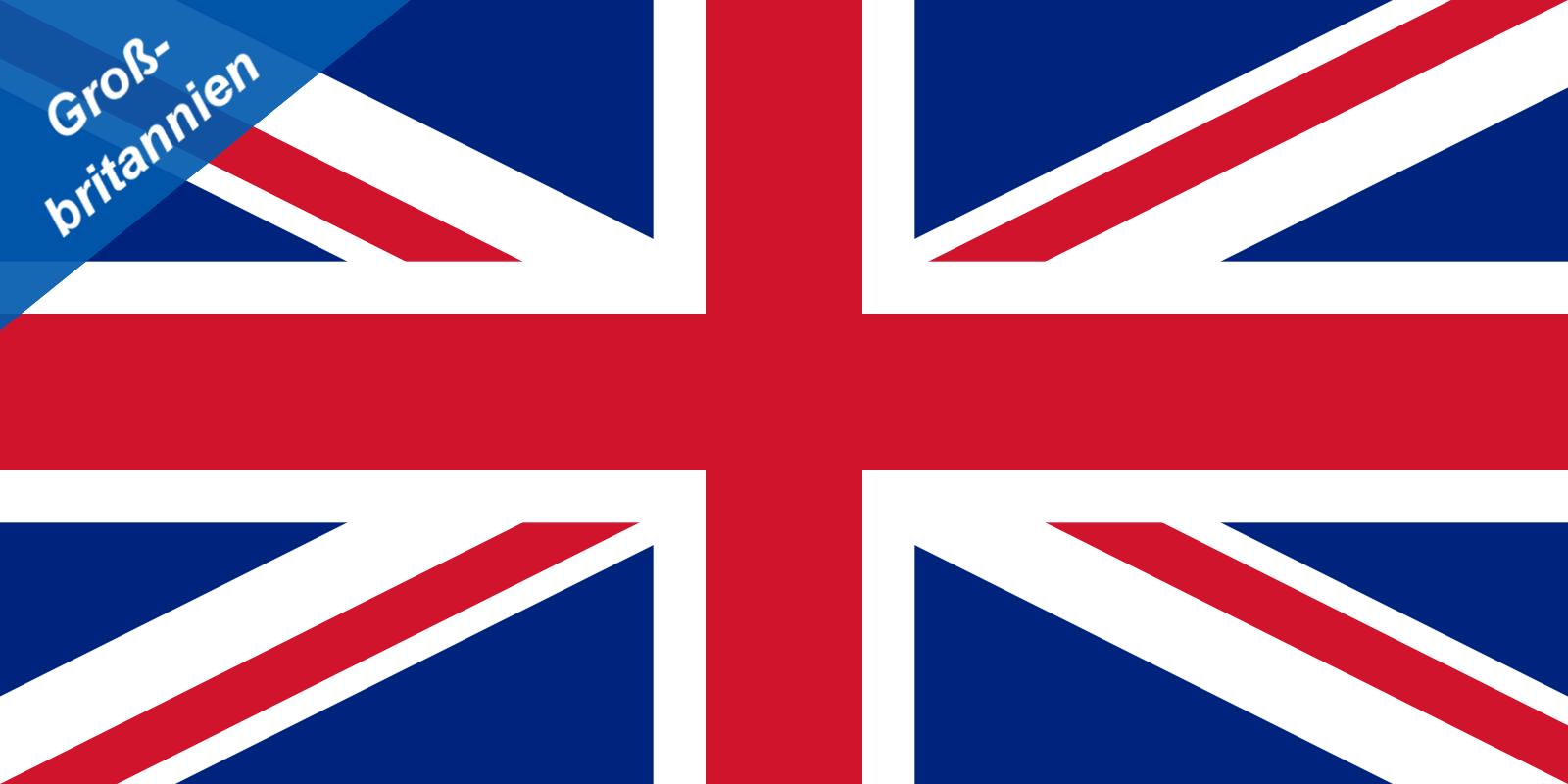 Projekte in Großbritannien